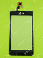 Сенсорный экран LG Optimus 3D Max P720 Оригинал Китай Черный