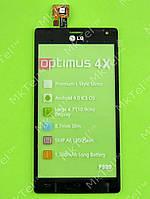 Сенсор LG Optimus 4X HD P880 Оригинал элем. Черный