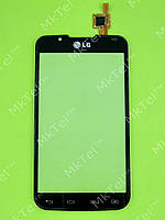 Сенсор LG Optimus L7 II Dual P715 Копия АА Черный