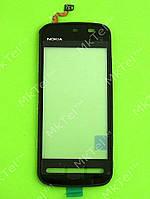 Сенсор Nokia 5230, черный copyA