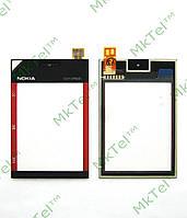 Сенсор Nokia 5330 Оригинал Китай Черный