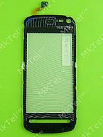Сенсор Nokia 5800 Копия Черный