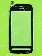 Сенсор Nokia 603 Оригинал Китай Черный