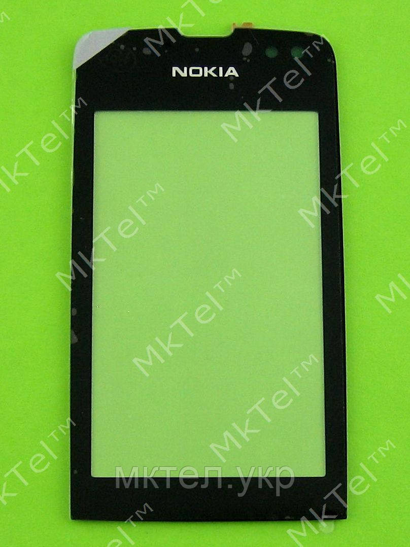 Сенсор Nokia Asha 311, черный copyA