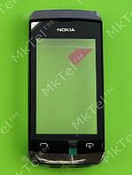 Сенсорный экран Nokia Asha 305 с панелью Оригинал Серый