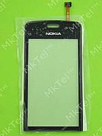 Сенсорный экран Nokia C5-03 Копия Черный