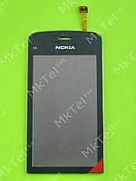 Сенсор Nokia C5-03 Копия А Черный