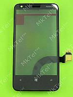 Сенсорный экран Nokia Lumia 620 Оригинал Черный