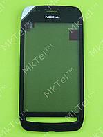 Сенсорный экран Nokia Lumia 710 Оригинал Китай Черный