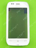 Сенсорный экран Nokia Lumia 710 с панелью Оригинал Белый