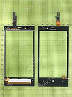 Сенсорный экран Nokia Lumia 720 Копия А Черный