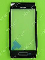 Сенсор Nokia X7 с рамкой Оригинал Черный