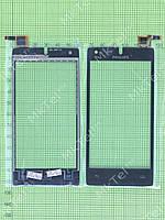 Сенсорный экран Philips Xenium W737 Dual Sim Оригинал Китай Черный