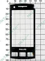 Сенсор Philips Xenium W725 Оригинал Китай Черный