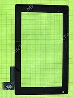 Сенсор Prestigio MultiPad Hotatouch W44 Оригинал Китай Черный