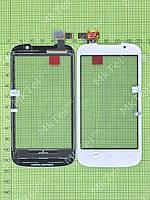 Сенсорный экран Prestigio MultiPhone 3400 DUO Оригинал Китай Белый