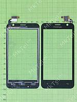 Сенсор Prestigio MultiPhone 3450 DUO Оригинал Китай Черный