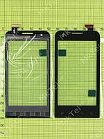 Сенсор Prestigio MultiPhone 4040 DUO Оригинал Китай Черный