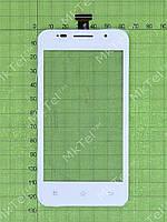 Сенсорный экран Prestigio MultiPhone 4322 DUO Оригинал Китай Белый