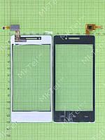 Сенсор Prestigio MultiPhone 5450 DUO Копия А Черный