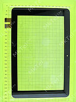Сенсорный экран Window N101-2 10.1 inch. Копия А Черный