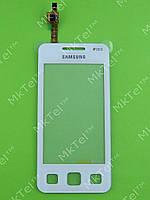 Сенсорный экран Samsung C6712 Star 2 Duos Оригинал Китай Белый