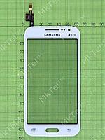 Сенсор Samsung Core Prime Duos G360H Копия АА Белый