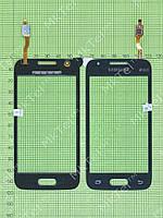 Сенсорный экран Samsung Galaxy Ace 4 Neo Duos Оригинал элем. Черный