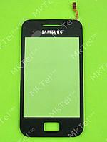 Сенсор Samsung Galaxy Ace S5830 Копия АА Черный