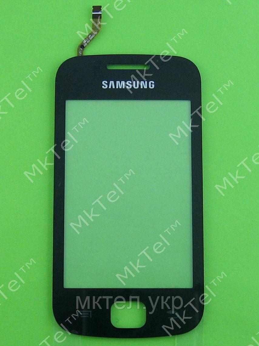 Сенсор Samsung Galaxy Gio S5660, черный orig-china