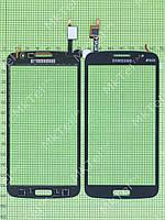 Сенсор Samsung Galaxy Grand 2 Duos G7102 Оригинал элем. Черный