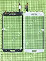 Сенсор Samsung Galaxy Grand 2 Duos G7102 Оригинал элем. Белый