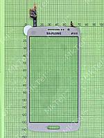 Сенсор Samsung Galaxy Grand 2 Duos G7102 Оригинал элем. Золотистый
