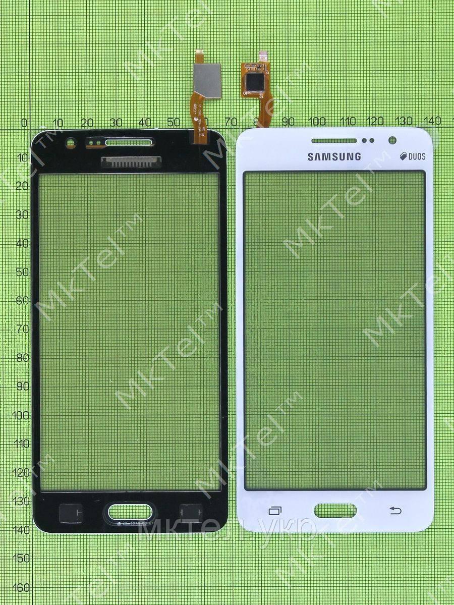 Сенсор Samsung Galaxy Grand Prime G530E, белый copyAA