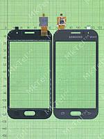 Сенсор Samsung Galaxy J1 Ace J110H Оригинал элем. Черный