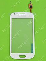 Сенсорный экран Samsung Galaxy S Duos S7562 Оригинал Китай Белый