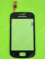 Сенсор Samsung Galaxy mini 2 S6500 Оригинал элем. Черный