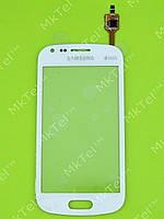 Сенсорный экран Samsung Galaxy S Duos S7562 Копия АА Белый