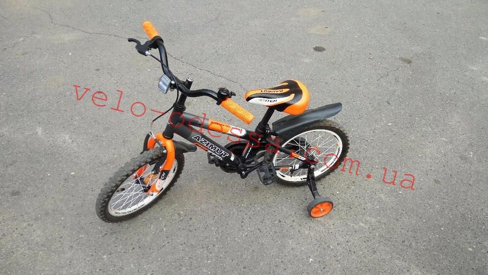 Детский двухколесный велосипед STITCH А 16 дюймов