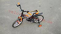 Детский двухколесный велосипед STITCH А 16 дюймов, фото 1