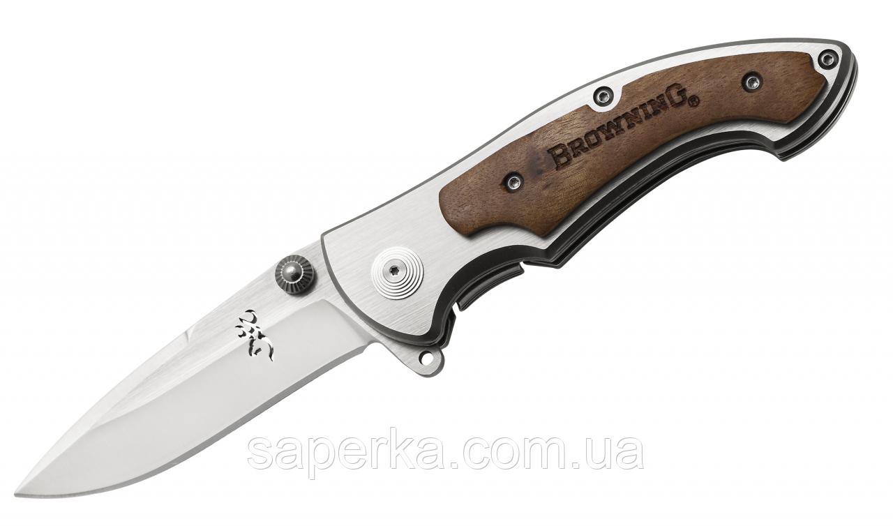 Нож универсальный с фальшлезвием Browning 337-BROWNING