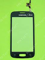Сенсор Samsung Galaxy Star Plus S7262 Копия АА Черный