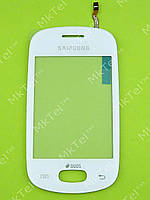 Сенсор Samsung Galaxy Star S5282 Копия АА Белый