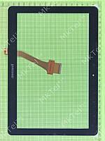 Сенсорный экран Samsung Galaxy Tab 2 10.1 P5100 Оригинал элем. Черный