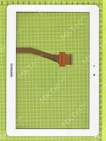 Сенсорный экран Samsung Galaxy Tab 2 10.1 P5100 Оригинал элем. Белый