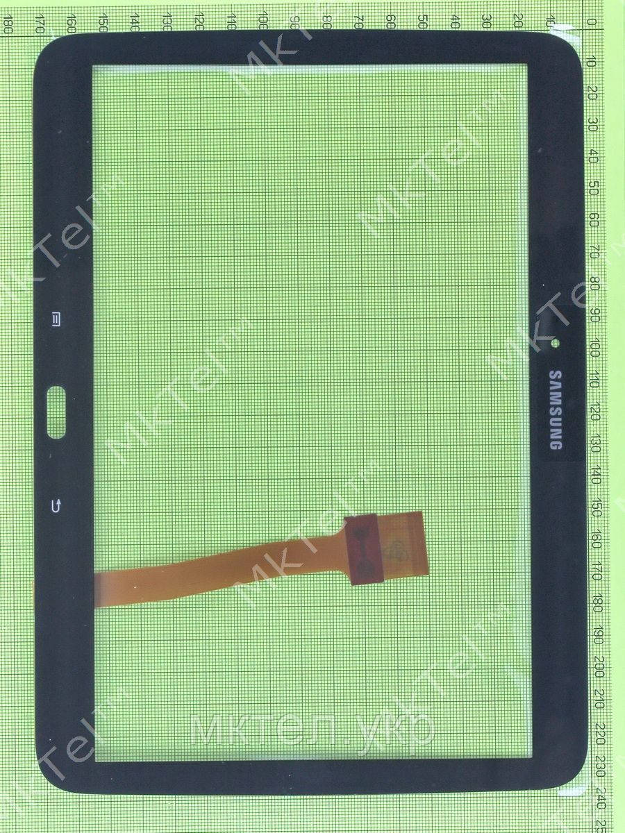 Сенсор Samsung Galaxy Tab 3 10.1 P5200, черный self-welded