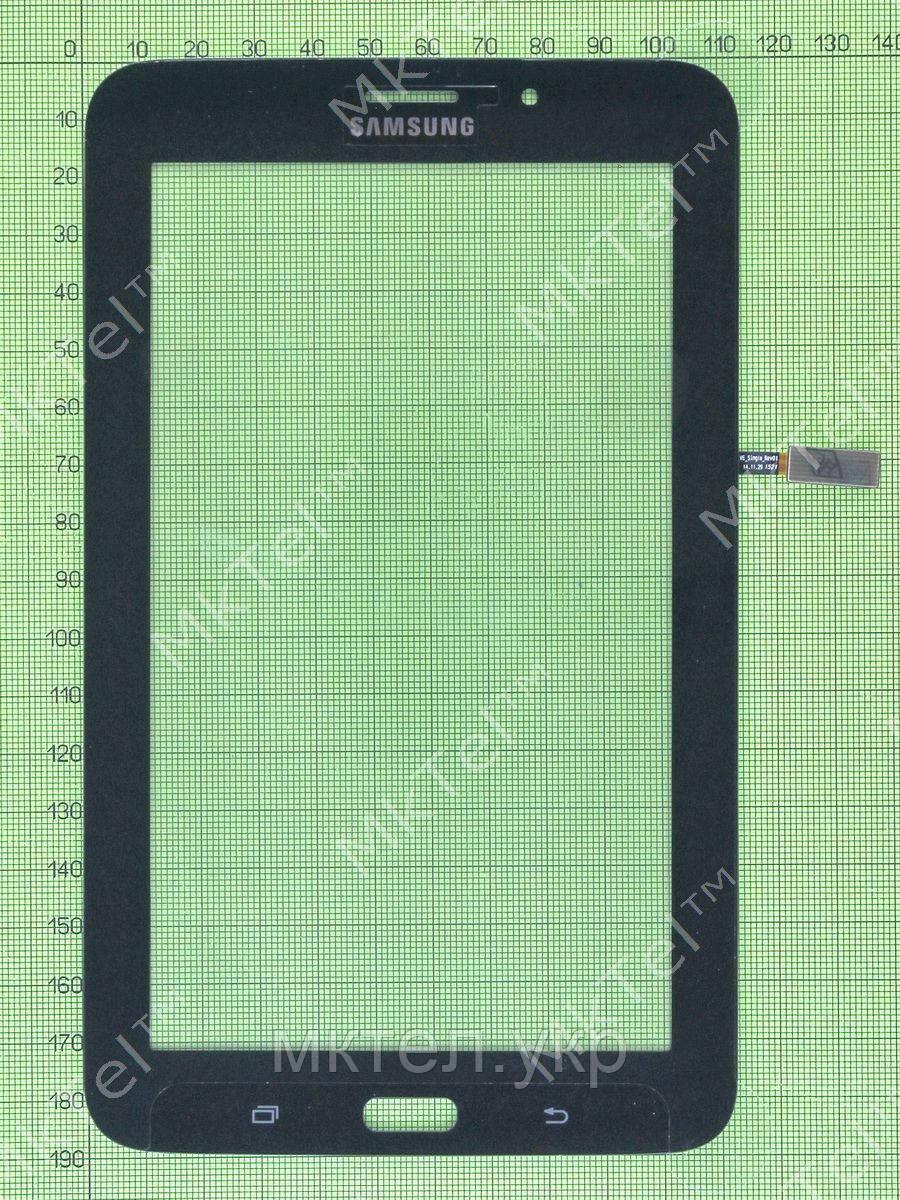 Сенсор Samsung Galaxy Tab 3 7.0 Lite T116, черный self-welded