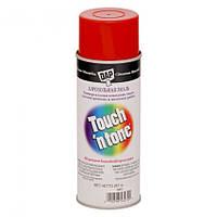 Красная Краска аэрозольная Touch'n Tone, 283 г