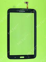 Сенсорный экран Samsung Galaxy Tab 3 7.0 T211 Оригинал элем. Черный