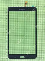Сенсорный экран Samsung Galaxy Tab 4 7.0 T230 Оригинал элем. Черный